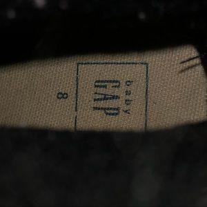 GAP Shoes - Black fur boots
